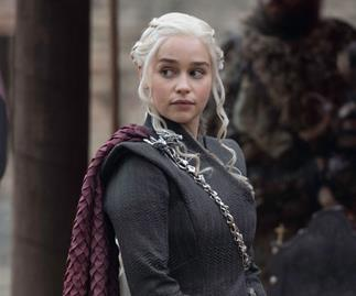 Game Of Thrones Emilia Clarke