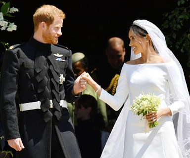 Prince Harry's wedding ring breaks from royal tradition, proving he's a true romantic