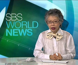 Iconic News Presenter Lee Lin Chin to depart SBS after 30 years