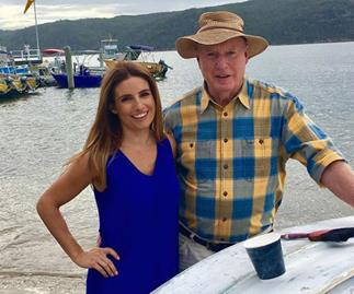 The cast of Home and Away are taking over Sunrise next week