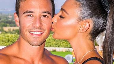 Love Island's Grant Crapp is desperate to get back together with ex Tayla Damir