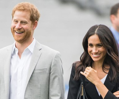 Prince Harry and Meghan Markle's favourite TV show is VERY unexpected