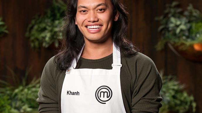 Khanh Ong eliminated from MasterChef Australia in the semi-final