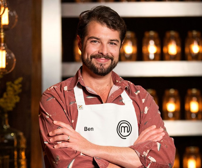 Ben Borsht crowned runner-up in MasterChef Australia 2018