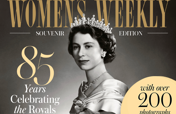 The Australian Women's Weekly Royal Covers: A retrospective look back through the decades