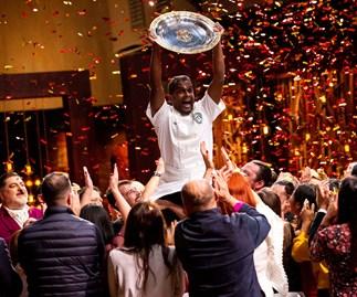 Sashi Cheliah crowned winner of MasterChef Australia 2018