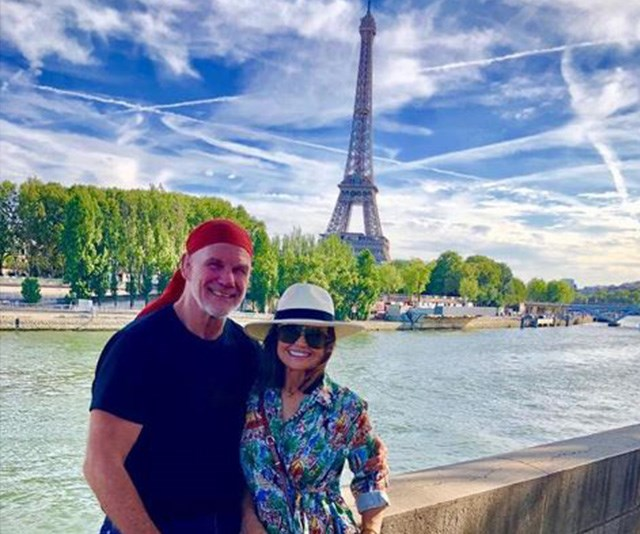 Inside Lisa Wilkinson and Peter FitzSimons' Parisian holiday
