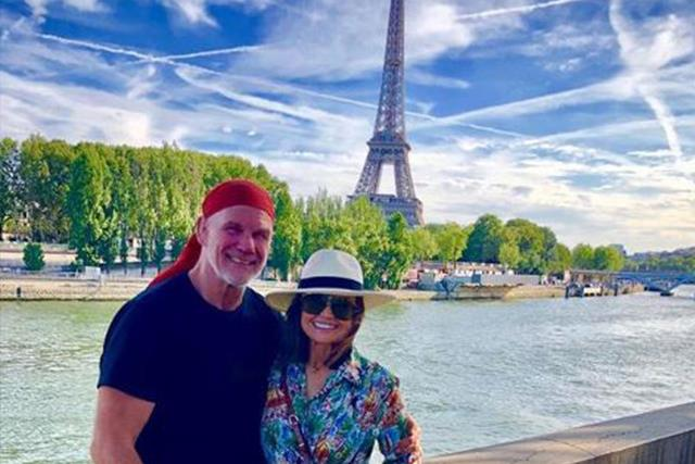 Inside Lisa Wilkinson and Peter FitzSimons' Parisian holiday