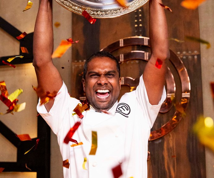 MasterChef Australia 2018 winner Sashi Cheliah reveals plans for the $250,000 prize money
