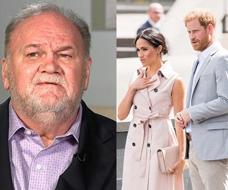 "Kensington Palace hold ""crisis meetings"" to discuss Thomas Markle dramas"