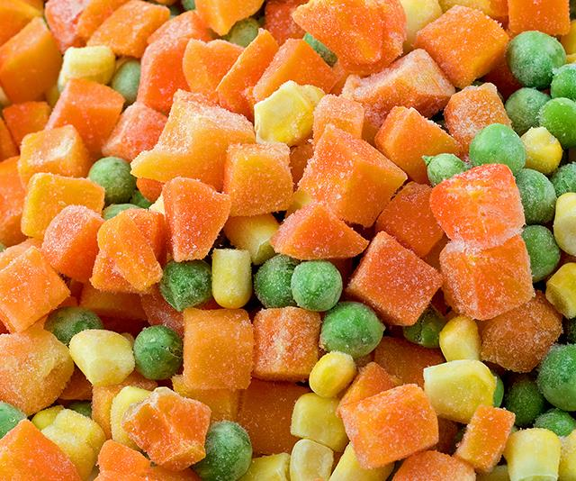 Frozen vegetable recall due to listeria concerns