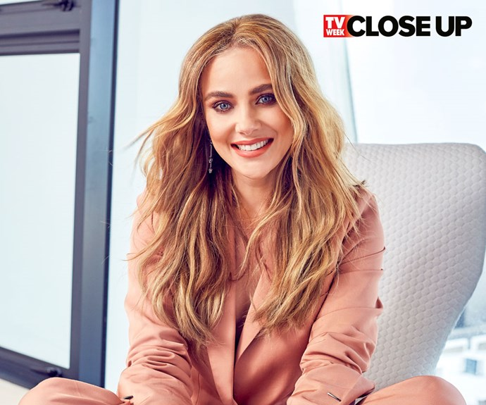 Jessica Marais opens up about living life in the spotlight, her daughter Scout and what the future holds