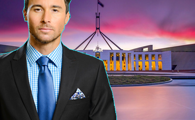 Exclusive: Michael Turnbull on why he wants to run for Senate in the next Federal Election