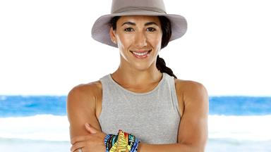 Winter Olympics gold medallist Lydia Lassila is ready to win Australian Survivor 2018