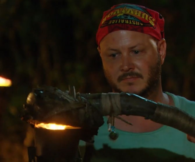 Australian Survivor's first eliminated contestant Matt defends his controversial 'rant'