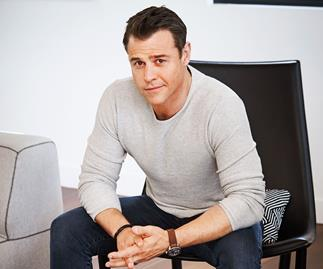 Doctor Doctor's Rodger Corser reveals he was scared the show would fail