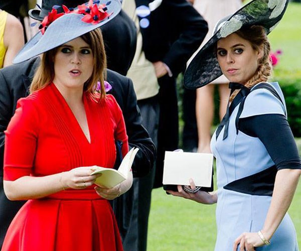 """We're real!"" Princesses Beatrice and Eugenie give rare interview in September's British VOGUE"
