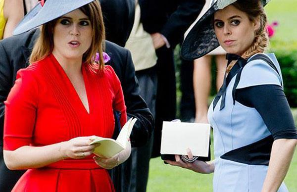 """""""We're real!"""" Princesses Beatrice and Eugenie give rare interview in September's British VOGUE"""
