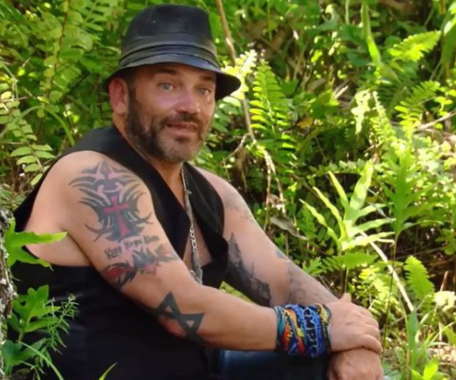 "Survivor's Russell Hantz was disappointed by the lack of ""hot blonde girls"" on the show"