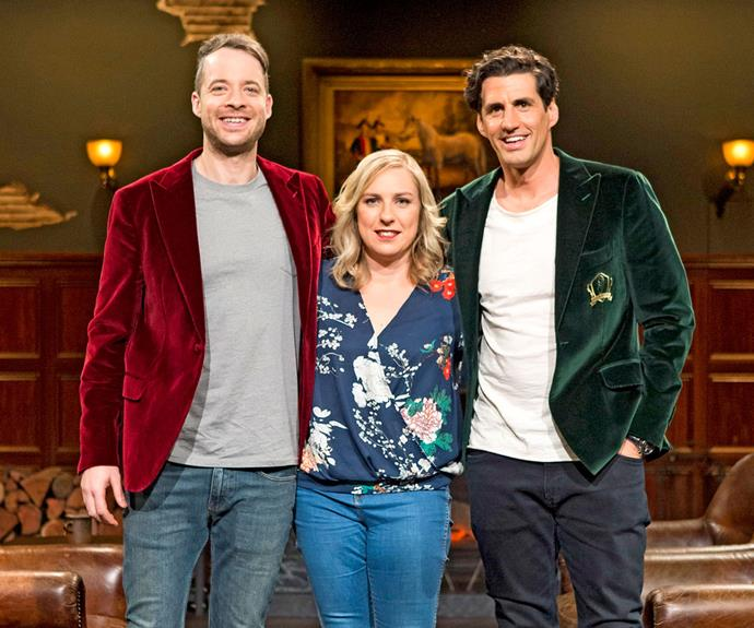 Hamish and Andy admit to feeling pressure for True Story Season 2