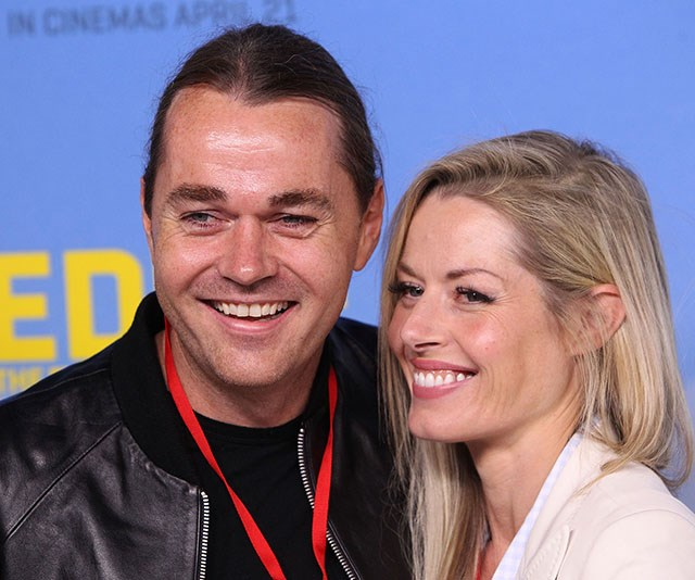 Shannon Bennett and Madeleine West