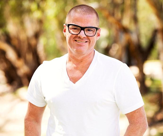 MasterChef's Heston Blumenthal reveals he'll always have a soft spot for Australia