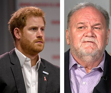 EXCLUSIVE: Prince Harry's dash to Mexico to silence Thomas Markle