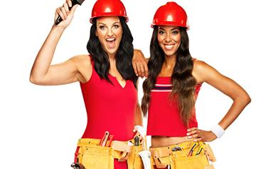 The Block couple Bianca and Carla emerge as early favourites