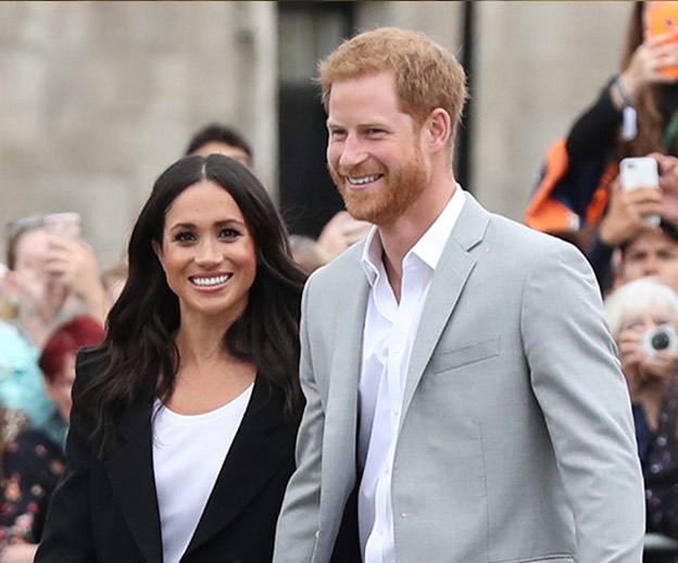 Prince Harry and Meghan Markle flew economy class for a secret getaway