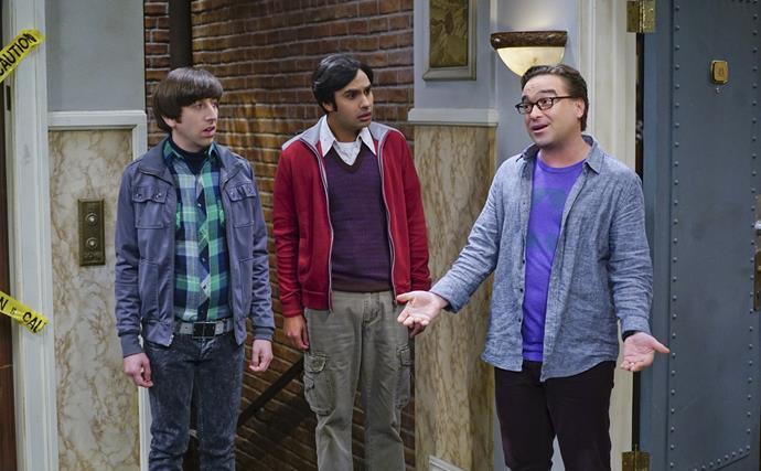 Big Bang Theory New Season