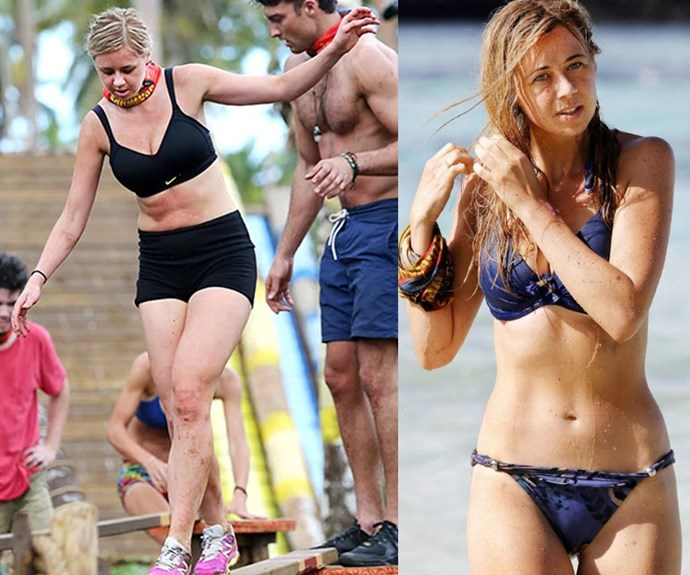 Before and after: Australian Survivor contestant's most drastic weight loss transformations
