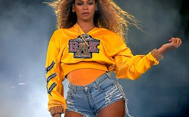 Beyonce reveals she had an emergency C section with her twins