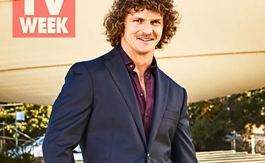 Australia's newest Bachelor Nick 'Honey Badger' Cummins tells why he took a chance on the show