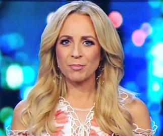 Carrie Bickmore breaks down as she talks about late husband Greg