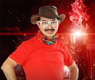 Delivery man Steve is the fourth contestant eliminated from Australian Survivor