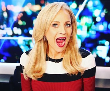 Carrie Bickmore gave a hilarious response when her daughter asked how she became pregnant