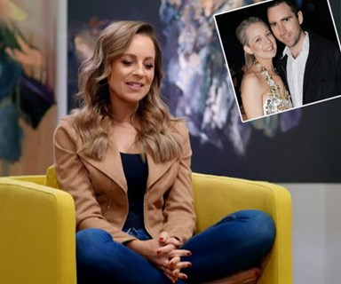 """Carrie Bickmore on her late husband's battle with brain cancer: """"We were about hope and positivity"""""""