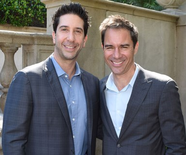 Friends star David Schwimmer joins Will & Grace revival as new love interest