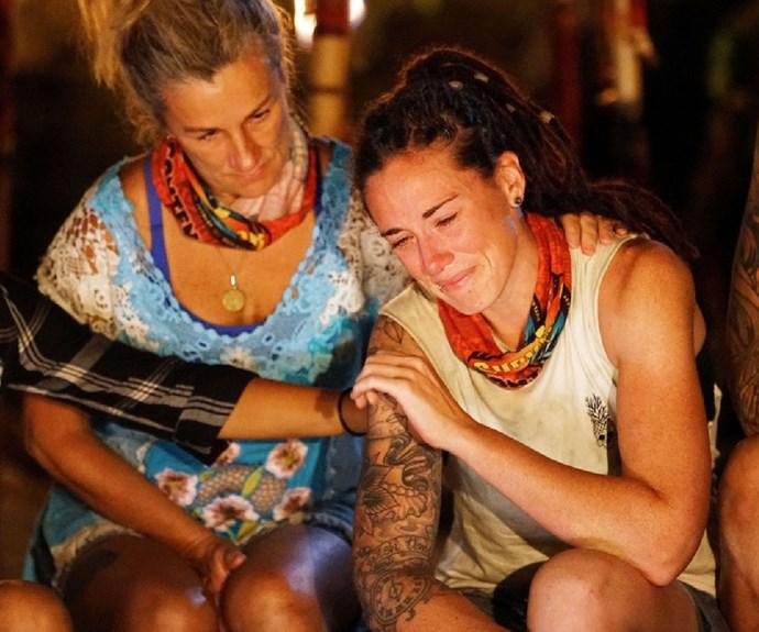 Jenna's heartbreaking exit from Australian Survivor: 'I wasn't ready to go home'