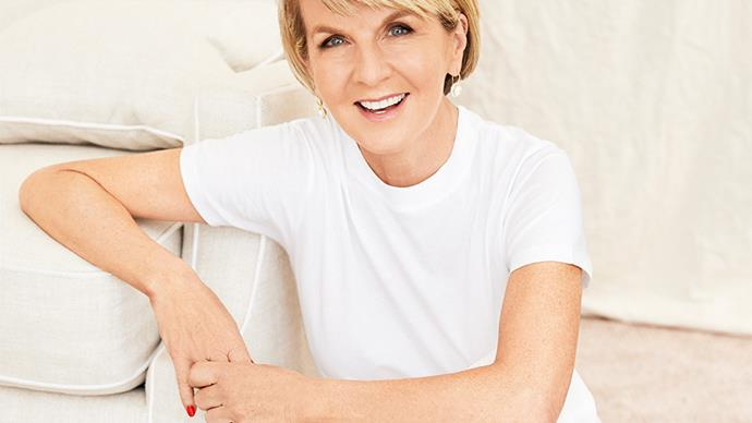 Minister Julie Bishop