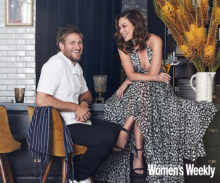Curtis Stone and wife Lindsay Price