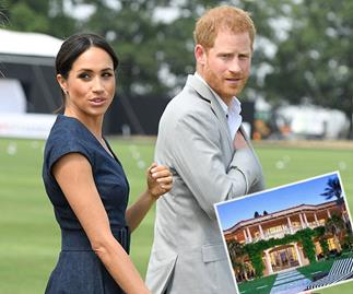 Inside Prince Harry and Meghan Markle's stunning Sydney mansion for the Invictus Games