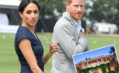 Inside Prince Harry and Meghan Markle's sprawling Sydney mansion for the Invictus Games