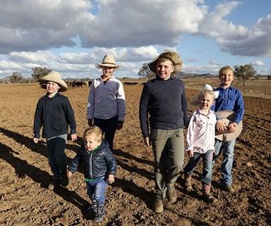 "Drought in Australia 2018: farmers declare ""Our spirit won't be broken"""