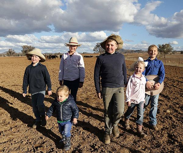 "Drought in Australia 2018: farmers declare ""Our spirit won't be broken"""