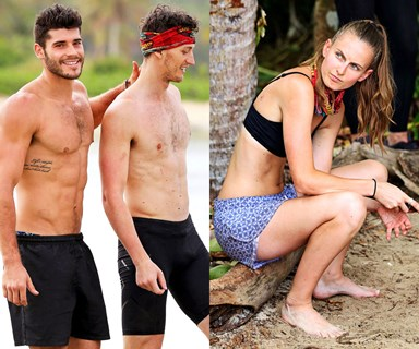 Australian Survivor contestants Paige, Anita and Zach spill on the competitive game