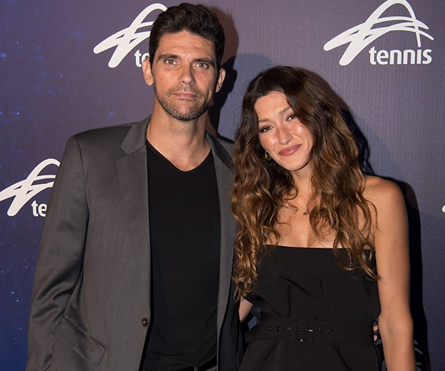 Mark Philippoussis welcomes second child with wife Silvana