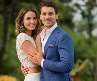 Laura Byrne shares her old date cards from Matty J's season of The Bachelor