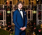 Nick Cummins says there was one Bachelor lady who stood out on the first night