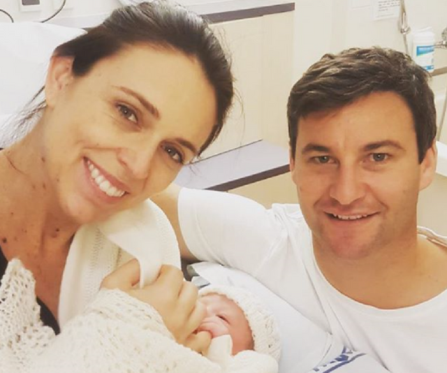 Why New Zealand Prime Minister Jacinda Adern is the mum we all want to be